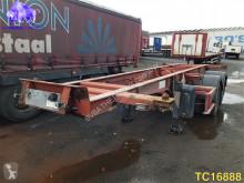 semi reboque Trouillet 20' Container Transport