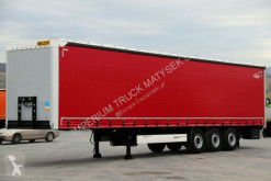 naczepa Wielton CURTAINSIDER / STANDARD / LIFTED AXLE / 6160 KG