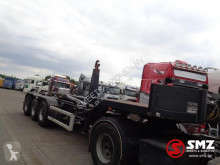 used hook lift semi-trailer