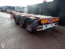 D-TEC FT-43-03V 2X EXTENDABLE semi-trailer