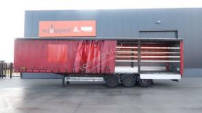 semi remorque Van Hool SAF INTRADISC, al. sideboards, Dutch trailer, MOT: 20/03/2020, hardwooden floor