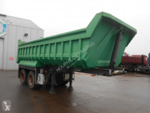 Leciñena UNUSED - tipper - steel susp - drum brakes semi-trailer