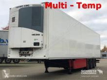 trailer Schmitz Cargobull Tiefkühler Multitemp Trennwand
