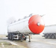 Magyar 36000L-3 - Heating-SAF semi-trailer