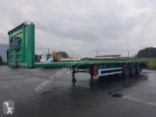 used coil carrier flatbed semi-trailer