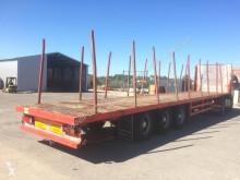 semi reboque transporte de madeira Invepe