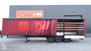 semi remorque Van Hool SAF INTRADISC, verzinkt, alu Bordwände, NL-Auflieger, APK: 31/10/2020