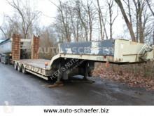 transport utilaje Kaiser 3 Achser Satteltieflader