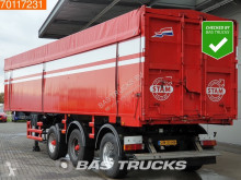 Stas 54m3 Alu Kipper 2x Steering axle Liftaxle semi-trailer