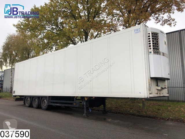 Voir les photos Semi remorque Schmitz Cargobull Koel vries Thermoking, 4.20 mtr, Double loading floor, Disc brakes