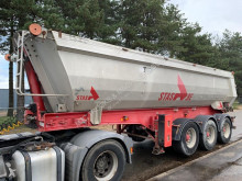 semi remorque Stas 3-as ROR - ALU CHASSIS / ALU TIPPER - CHASSIS ALU / BENNE ALU - DISC BRAKES - FR