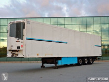 semi remorque Schmitz Cargobull SKO24 THERMO KING SLX300 LIFTAXLES 270 CM HIGH FLOWER WIDE