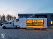 naczepa nc Mercedes-Benz Sprinter + Auflieger / SHOW VEHIC.