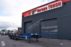 Trax PORTE CONTAINERS semi-trailer