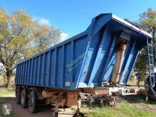 Lecitrailer construction dump semi-trailer