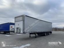 semi remorque Schmitz Cargobull Curtainsider Mega Side door both sides