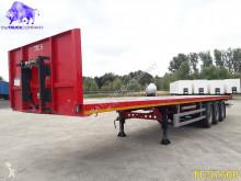nc Flatbed semi-trailer