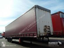 Krone Rideaux Coulissant Mega semi-trailer