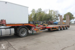 Dieplader flatbed semi-trailer