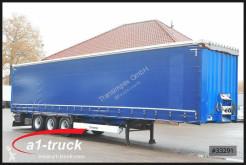 Krone SD, Tautliner, Steckrungen,Code XL semi-trailer