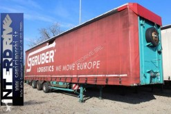 Meusburger tautliner semi-trailer