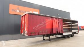 naczepa Van Hool GALVANIZED, SAF INTRADISC, al. sideboards, Dutch trailer, MOT (APK), hardwooden floor