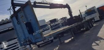 semi reboque porta máquinas Trailor
