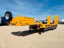 Invepe heavy equipment transport semi-trailer