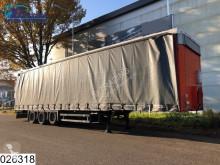 semi reboque Schmitz Cargobull Tautliner Roof height is adjustable, Disc brakes, Mega, Jumbo