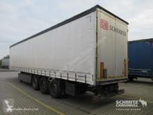 полуремарке Schmitz Cargobull Curtainsider Standard Staplerhalterung Getränke