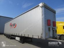 полуремарке Schmitz Cargobull Curtainsider Mega