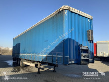 semi remorque Krone Curtainsider Mega Side door both sides