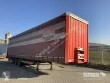 Krone Curtainsider Mega Side door both sides semi-trailer