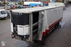 semi remorque Mirofret Curtainside Reefer Carrier Vector 1800 / Tailgate 2000 KG