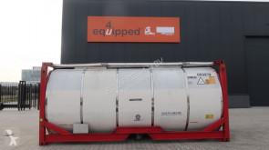 Van Hool 24.900L TC, 2 comp.(12.450L/12.450L), L4BN, UN Portable, T11, valid 5y insp. 03/2021