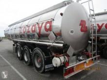 Panissars chemical tanker semi-trailer