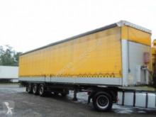 Schmitz Cargobull Pritsche/Plane * Bordwände* semi-trailer