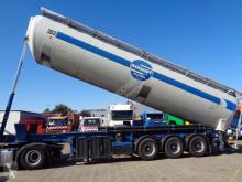 Spitzer Tank + Kipper + + 60CUB semi-trailer