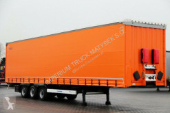 naczepa Krone CURTAINSIDER /MEGA / LOW DECK/ LIFTED ROOF /