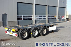 D-TEC FT-43-03V 20-30-40-45ft *MULTICHASSIS* semi-trailer