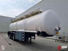 trailer tank Rohr