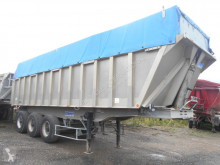 Sermit half-pipe semi-trailer