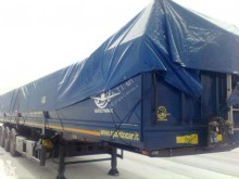 Spoleto Car Aerodynamic semi-trailer