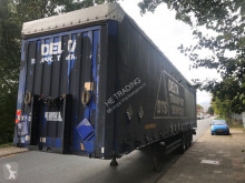 Kögel schuifzeil/dak, coilgoot semi-trailer