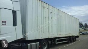 naczepa furgon do transportu odzieży używany