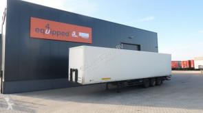 semi remorque Kögel SAF, Taillift 2.500kg, full chassis, 2.80m int. height, NL-trailer, APK: 07/2020