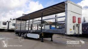 semirremolque Schmitz Cargobull Lona para empurrar Mega