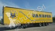 semi remorque Schmitz Cargobull , giallo, pritsche +plane, 2010