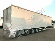 Carnehl CSS/AL, WALKINGFLOOR semi-trailer