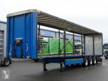 Schwarzmüller dropside flatbed semi-trailer